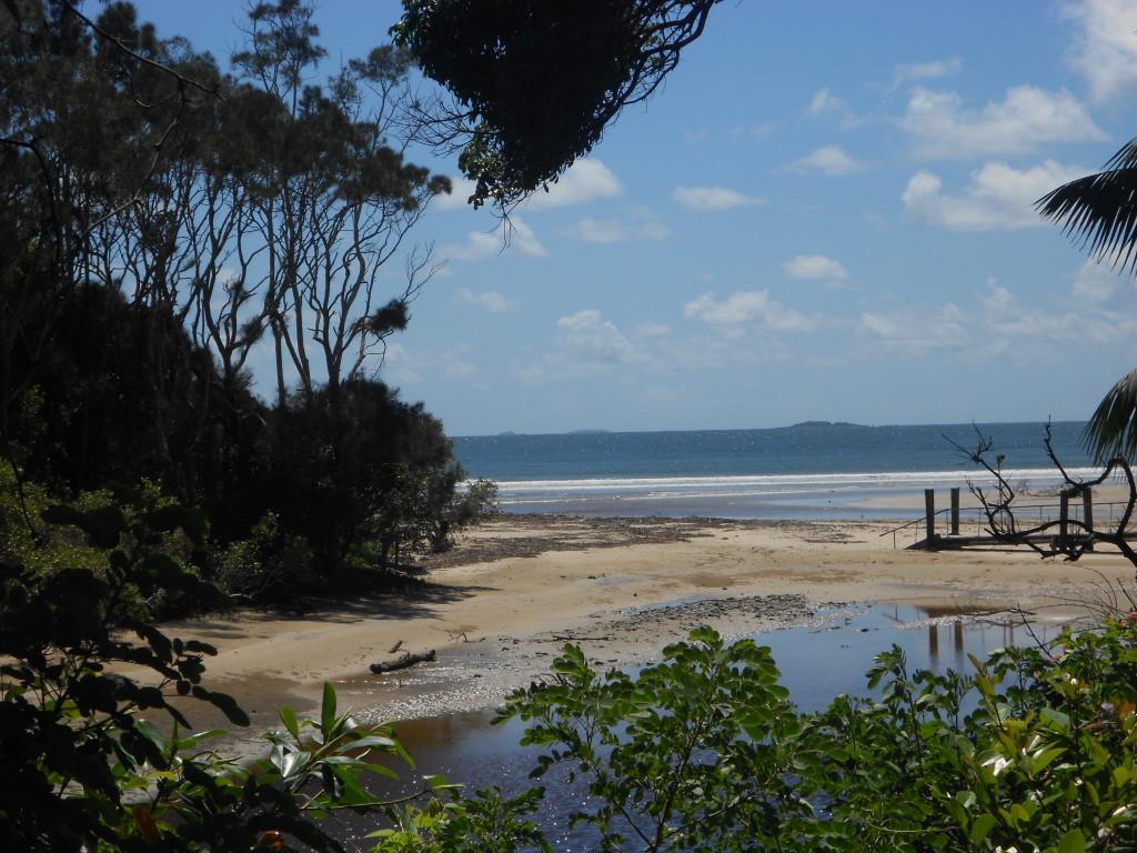 Surfin in Australia - Arrawarra Beach