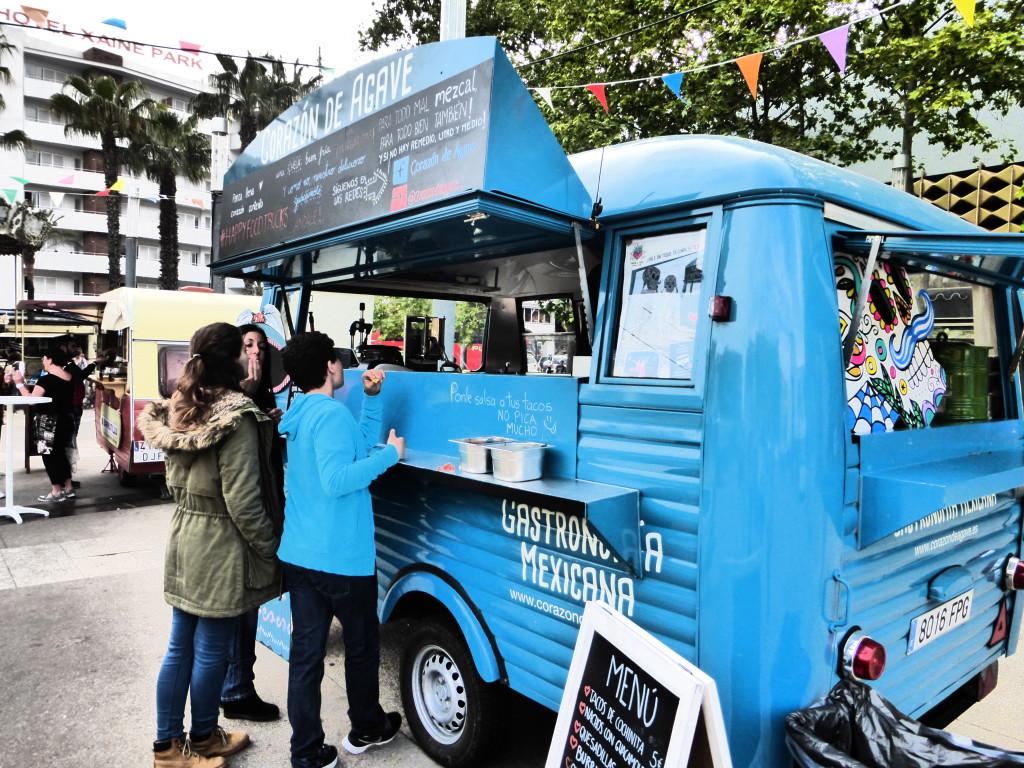 Happy Food Truck Tour