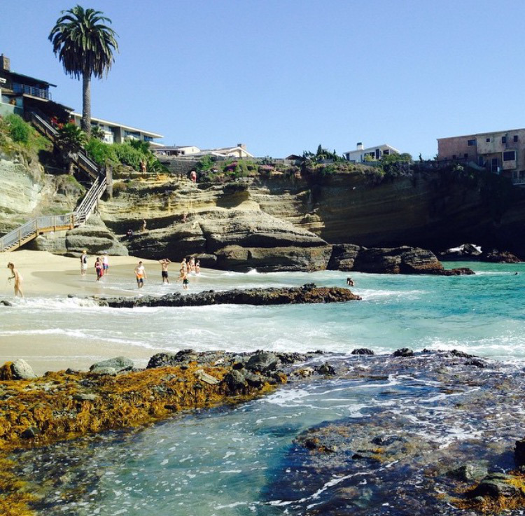 The best beaches in the usa for Famous beaches in usa