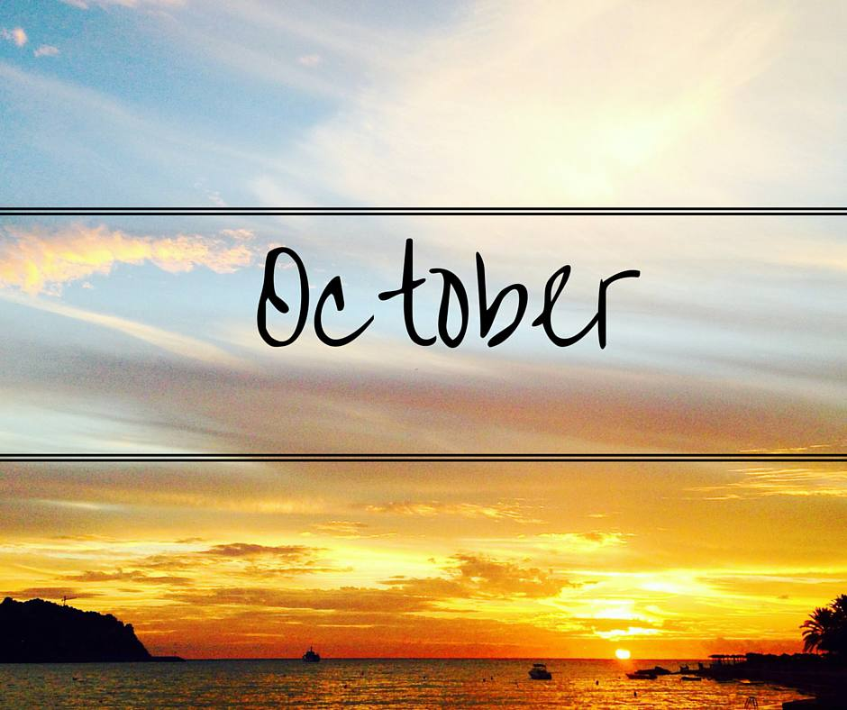 October | Barcelona, Spanish Islands and A Digital Detox