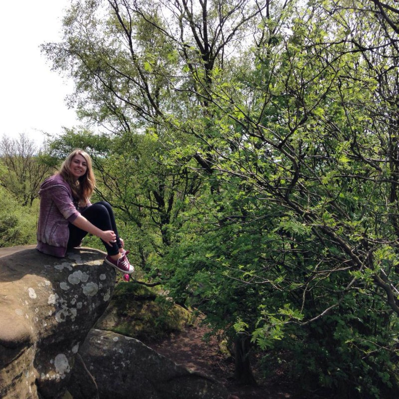 The Problem With Finding Your Blogging Niche - Brimham Rocks, Yorkshire
