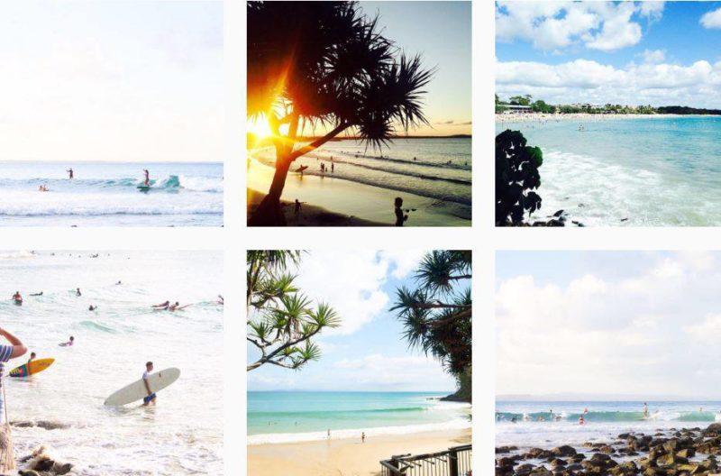 Female Instagrammers My Ocean Bliss