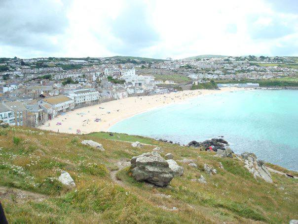 St Ives in Cornwall for DIY glamping