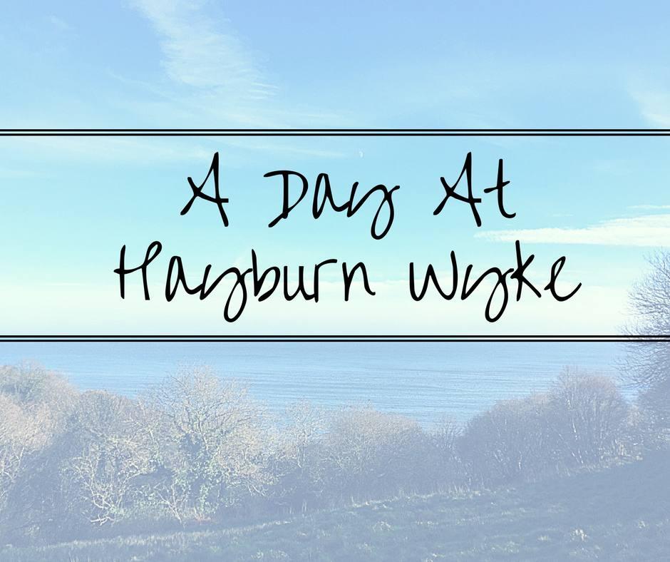 A Day At Hayburn Wyke