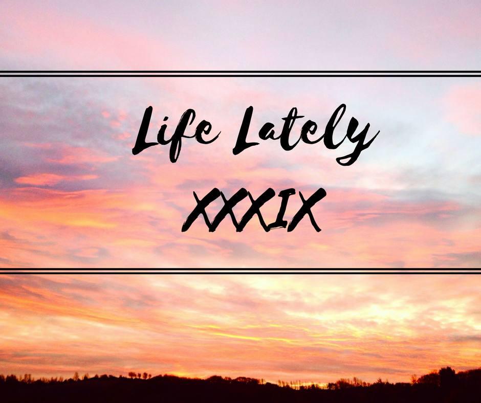 Life Lately XXXIX