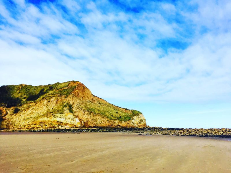 Cayton Bay in North Yorkshire